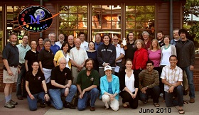 2010 Moon Minerology Mapper Team Mtg